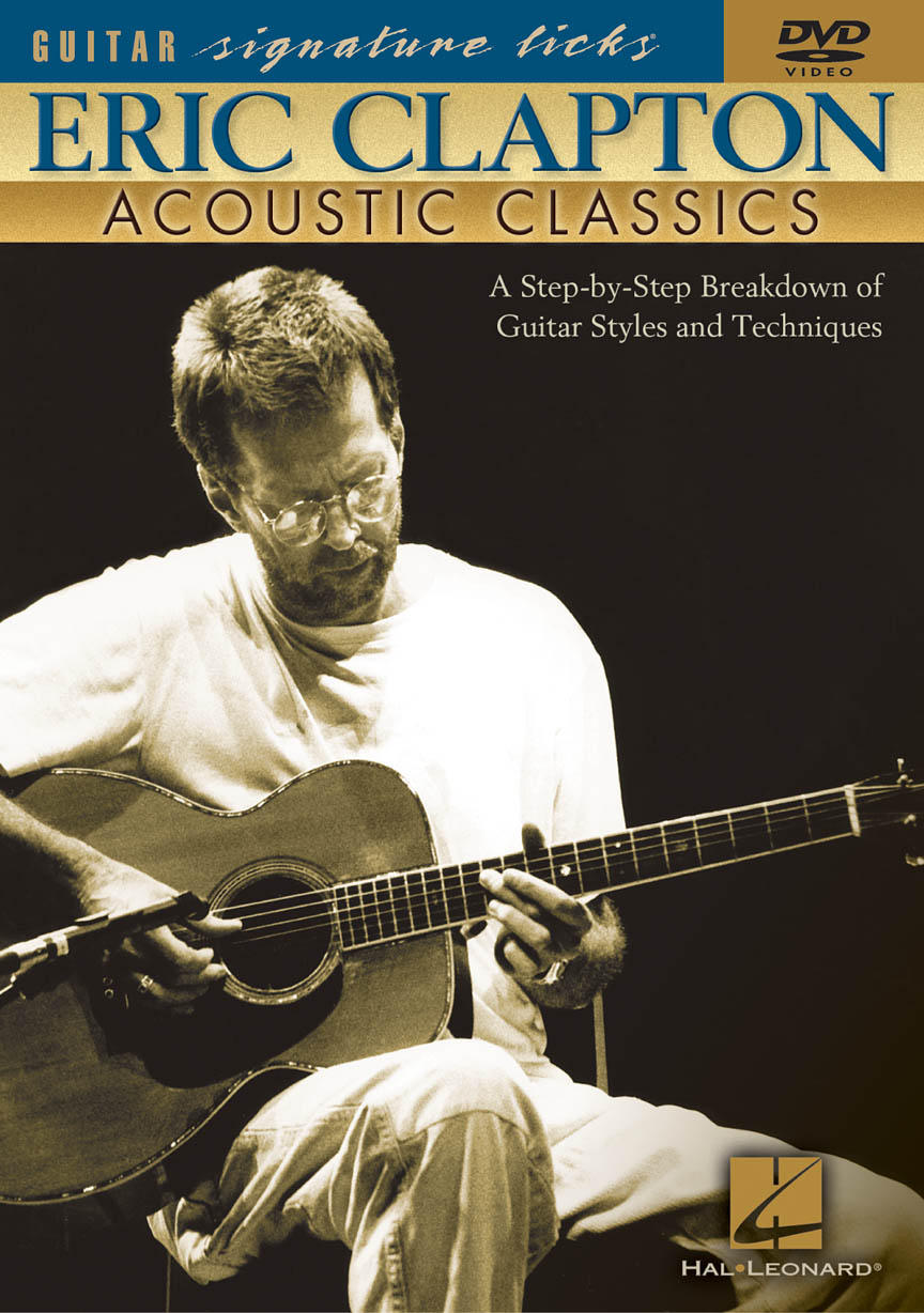 Product Cover for Eric Clapton – Acoustic Classics