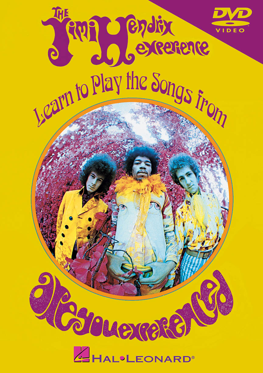 Product Cover for Jimi Hendrix – Learn to Play the Songs from Are You Experienced DVD