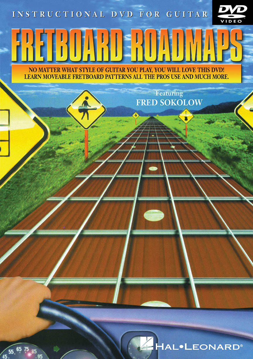 Product Cover for Fretboard Roadmaps
