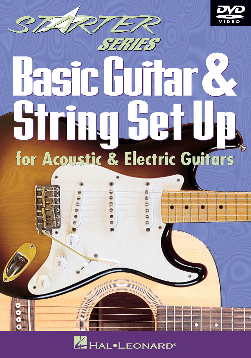 Product Cover for Basic Guitar & String Set Up