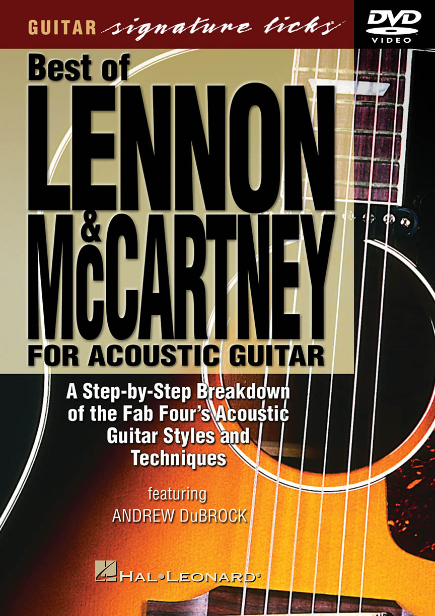 Product Cover for Best of Lennon & McCartney for Acoustic Guitar