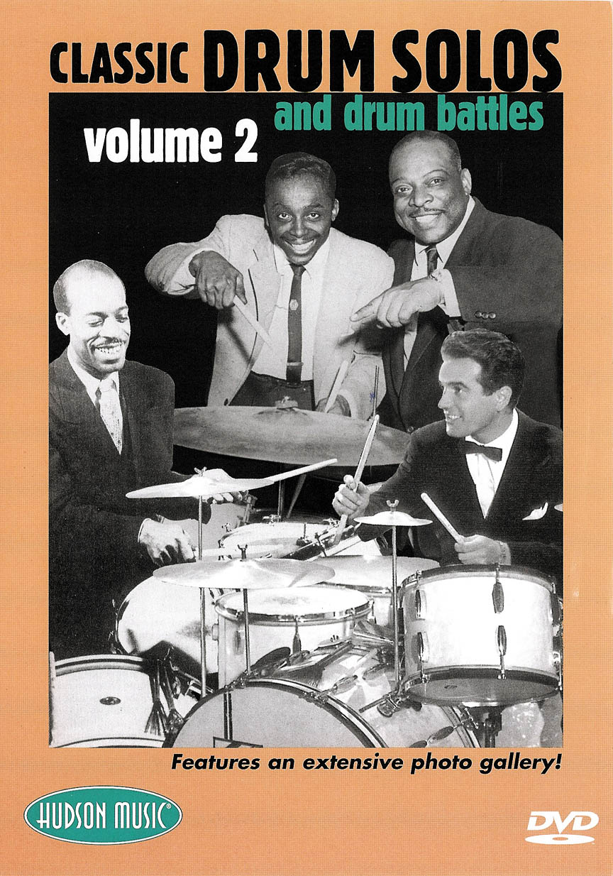 Product Cover for Classic Solos and Drum Battles – Vol. 2