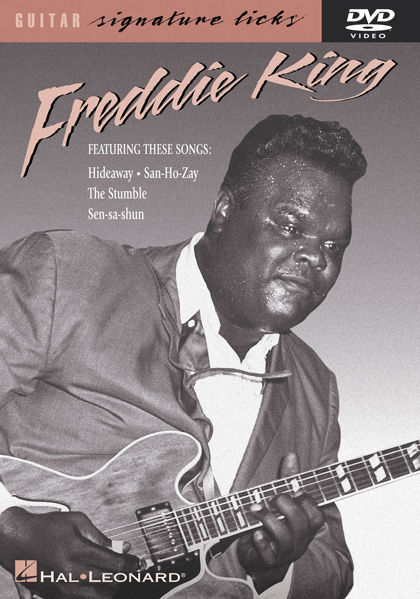 Product Cover for Freddie King