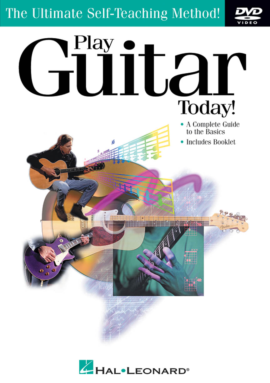 Product Cover for Play Guitar Today! DVD