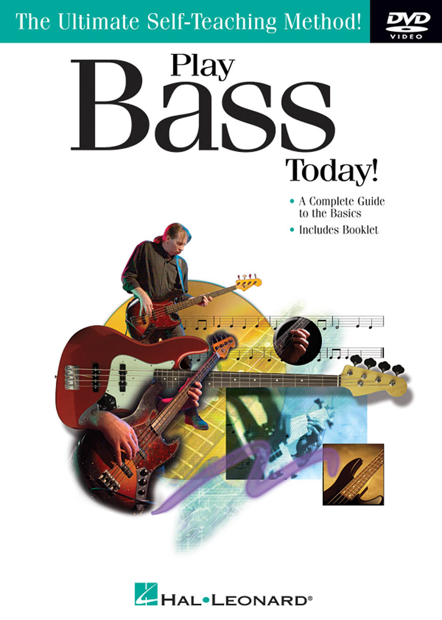 Product Cover for Play Bass Today! DVD