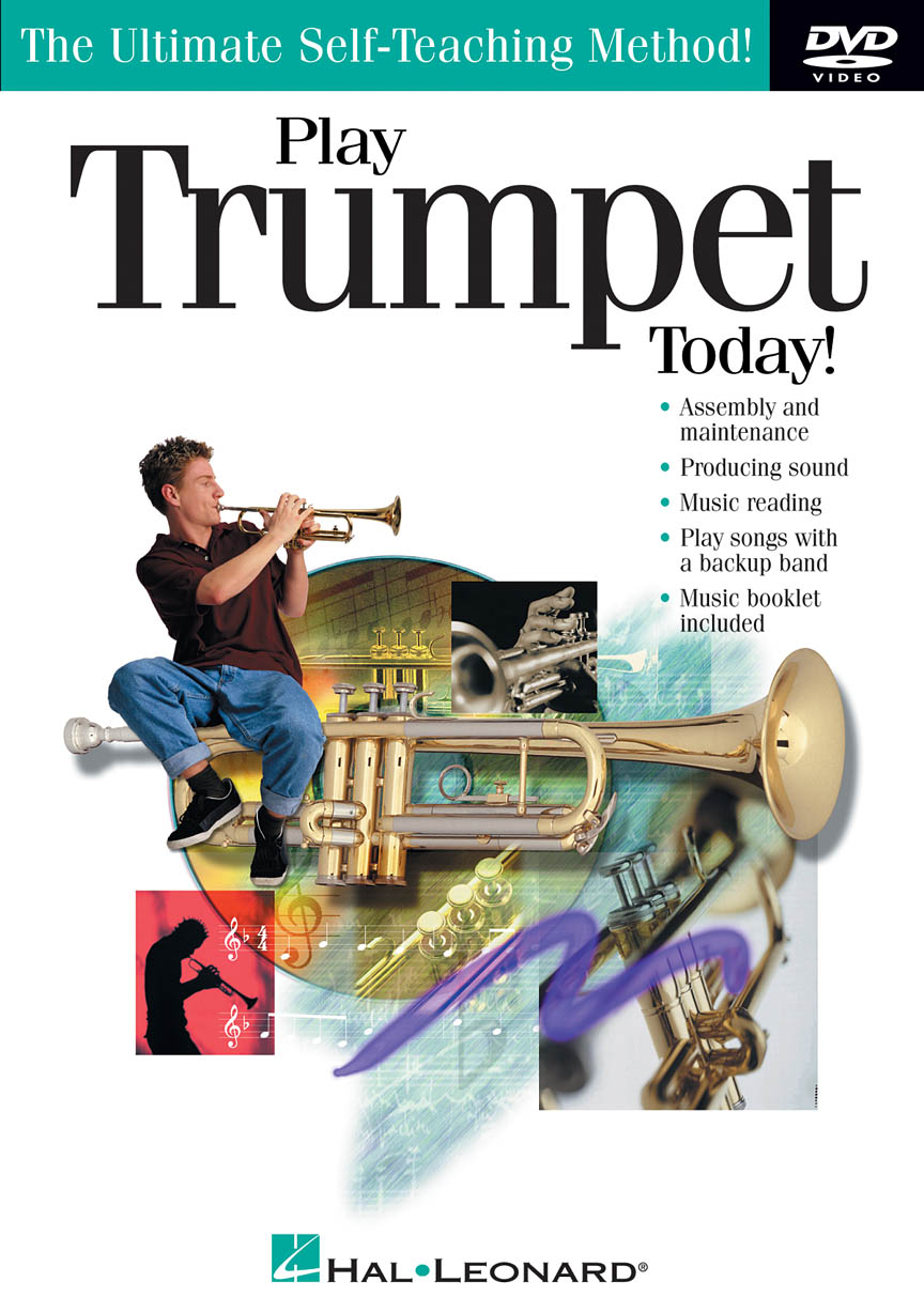 Product Cover for Play Trumpet Today! DVD