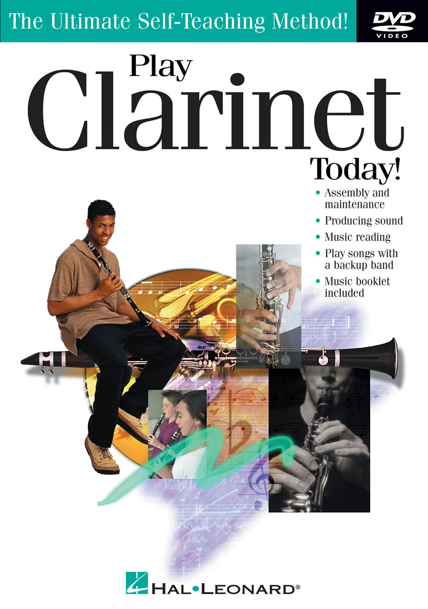 Product Cover for Play Clarinet Today!