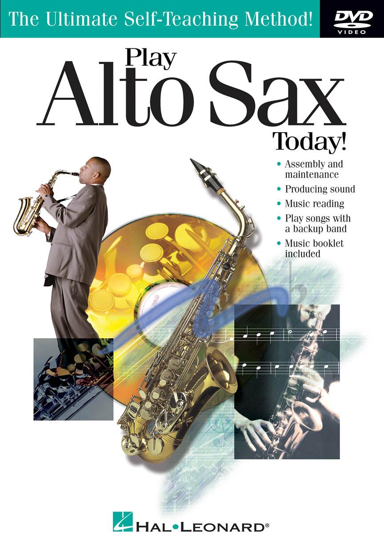 Play Alto Sax Today! DVD