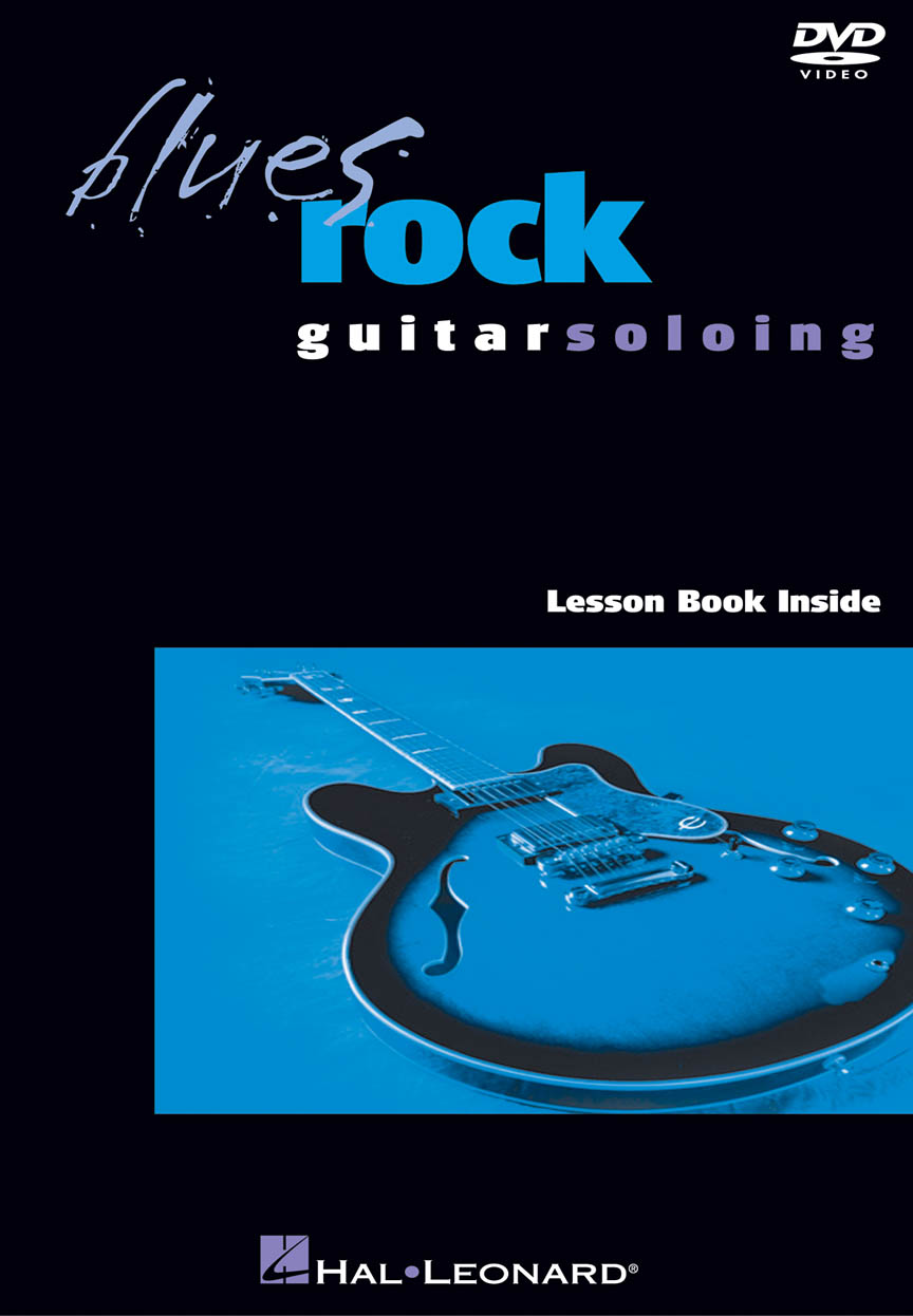 Product Cover for Blues Rock Guitar Soloing