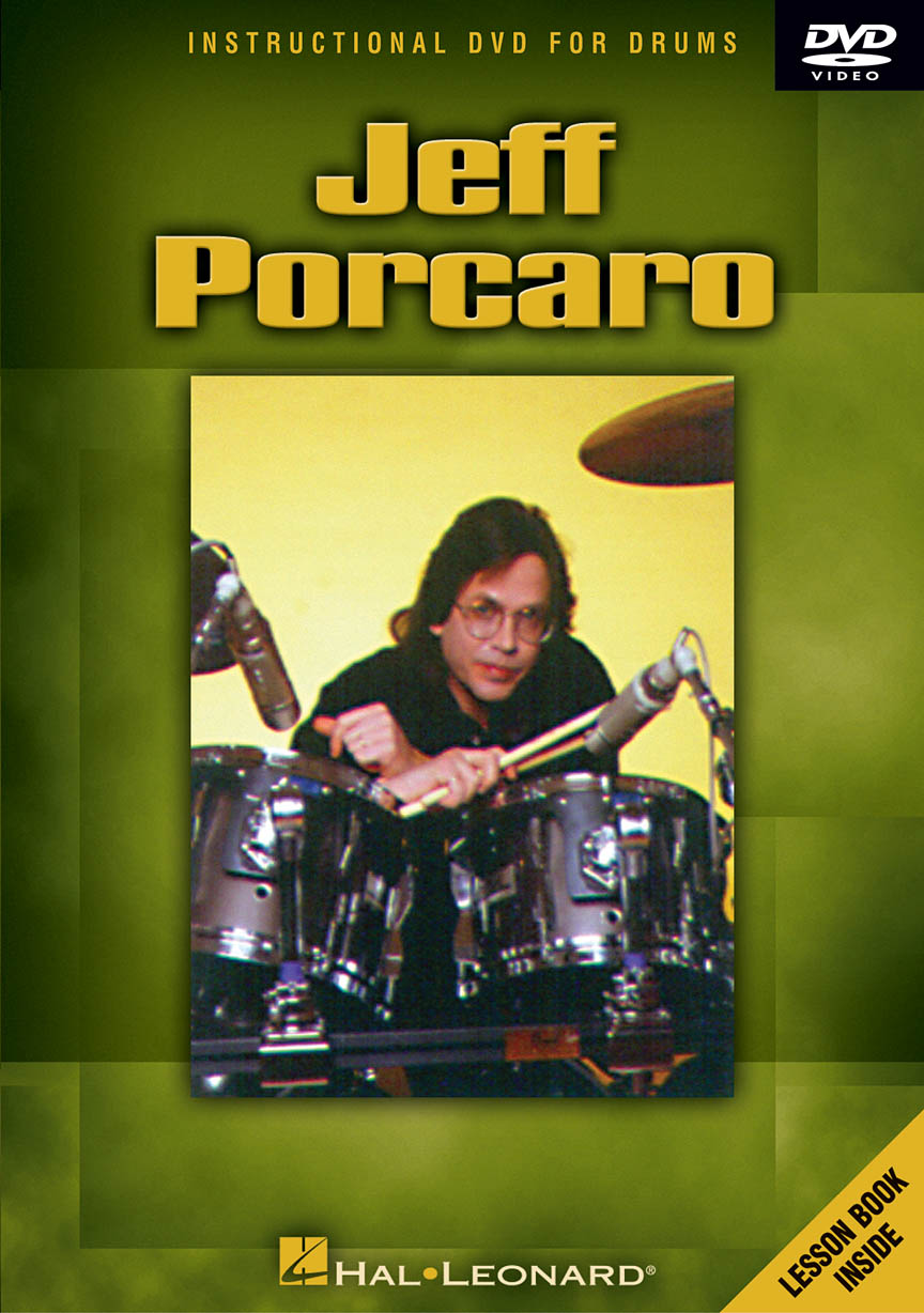 Product Cover for Jeff Porcaro DVD