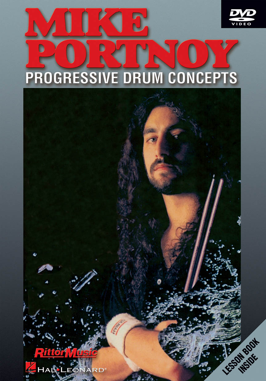 Product Cover for Mike Portnoy – Progressive Drum Concepts