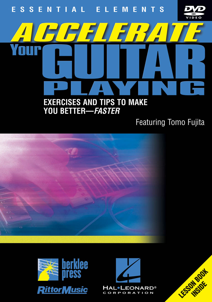 Product Cover for Accelerate Your Guitar Playing