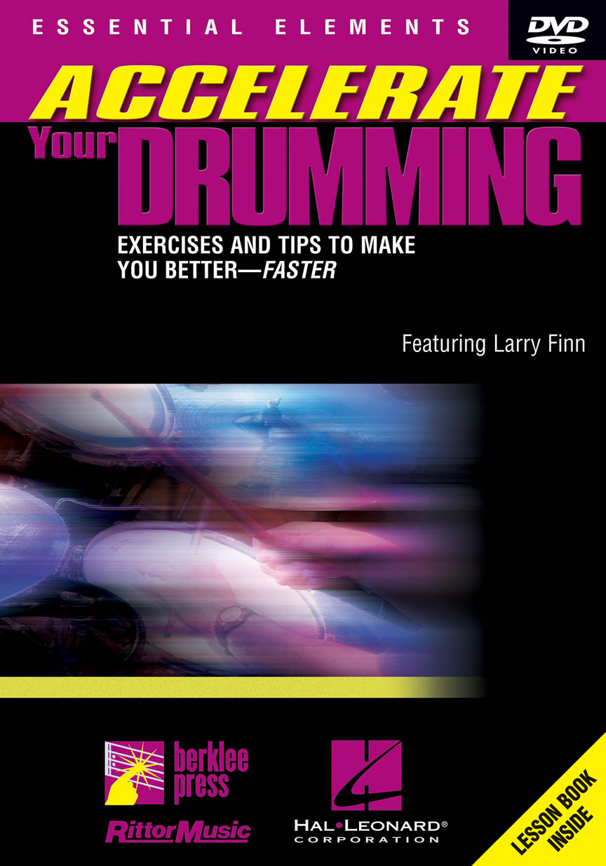 Product Cover for Accelerate Your Drumming
