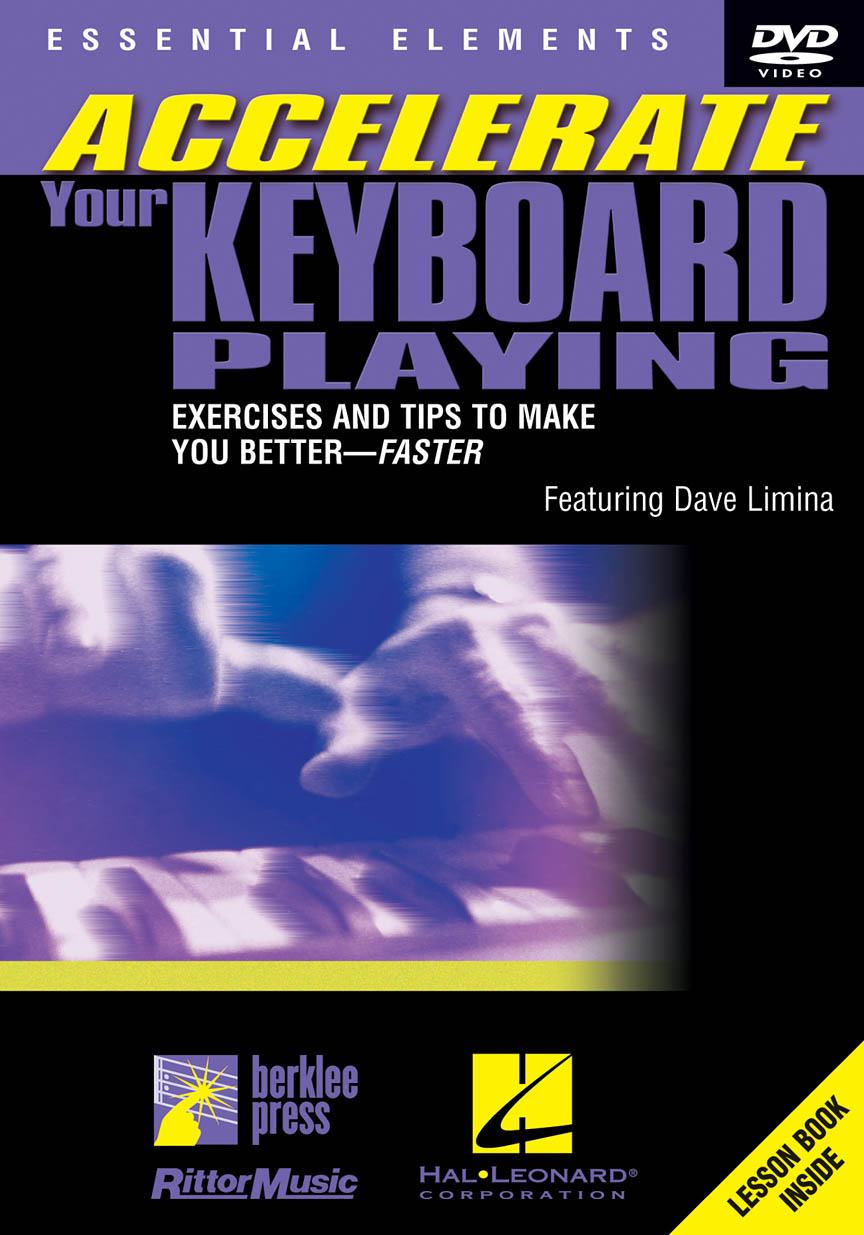 Product Cover for Accelerate Your Keyboard Playing