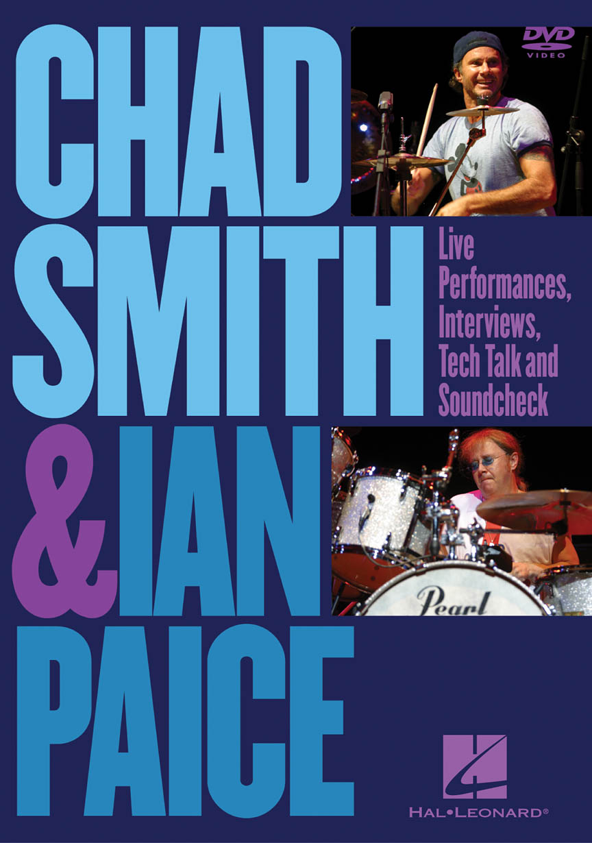 Product Cover for Chad Smith & Ian Paice