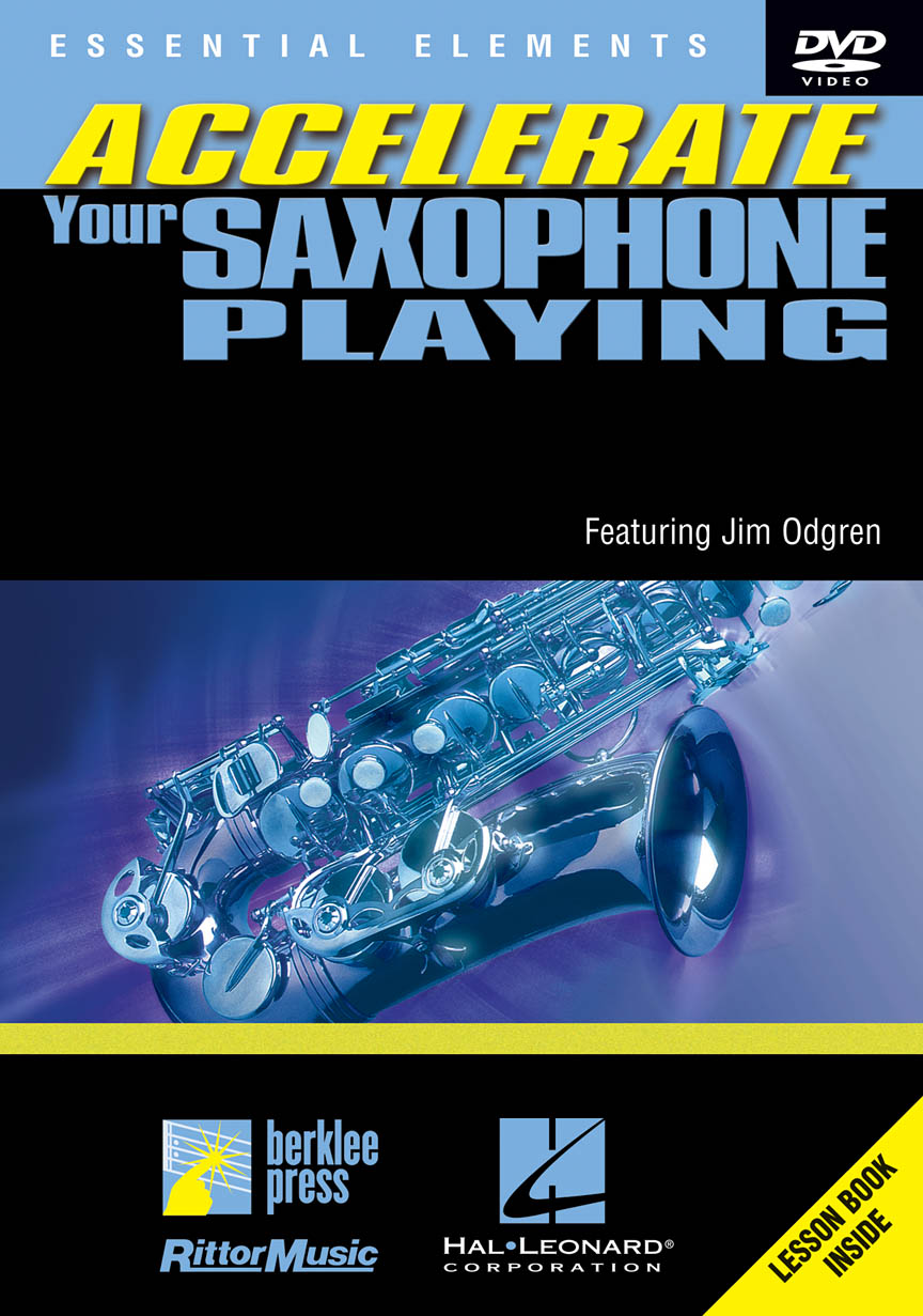 Product Cover for Accelerate Your Saxophone Playing