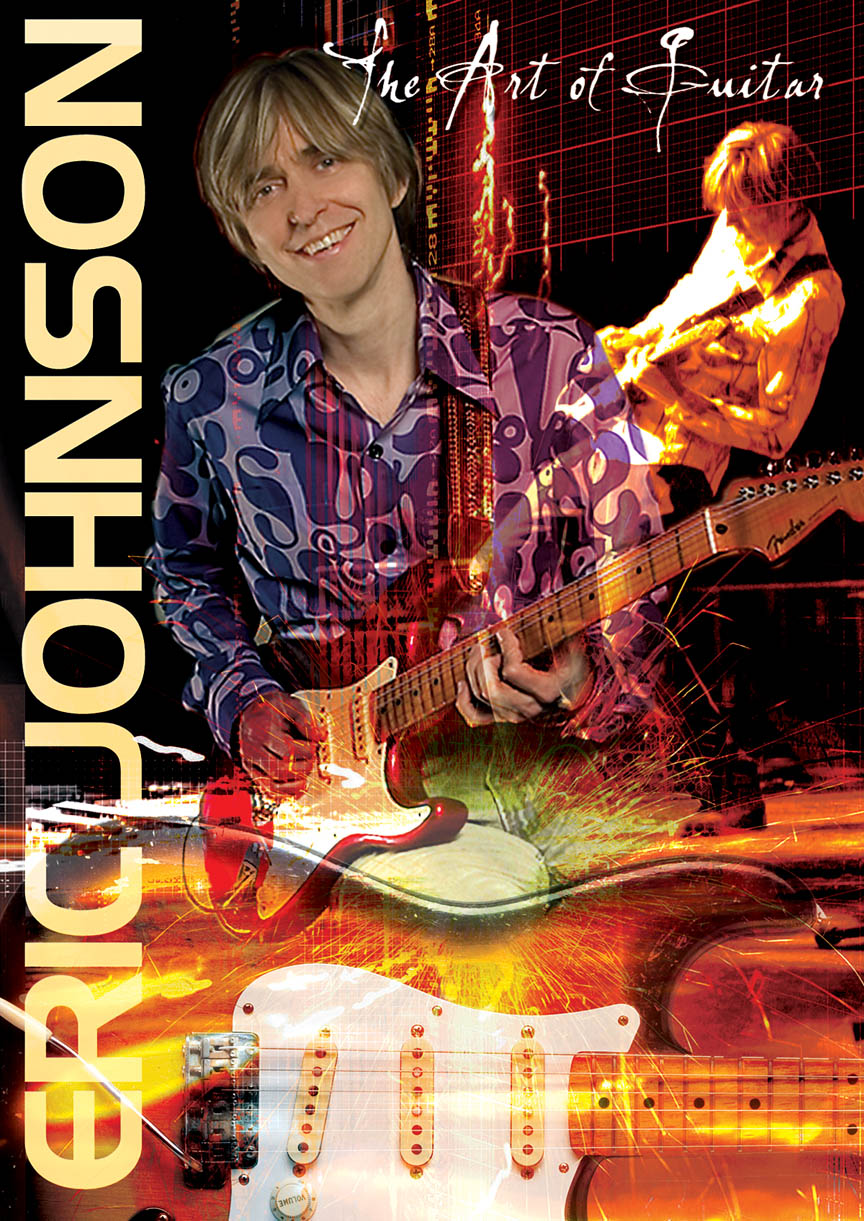 Product Cover for Eric Johnson – The Art of Guitar