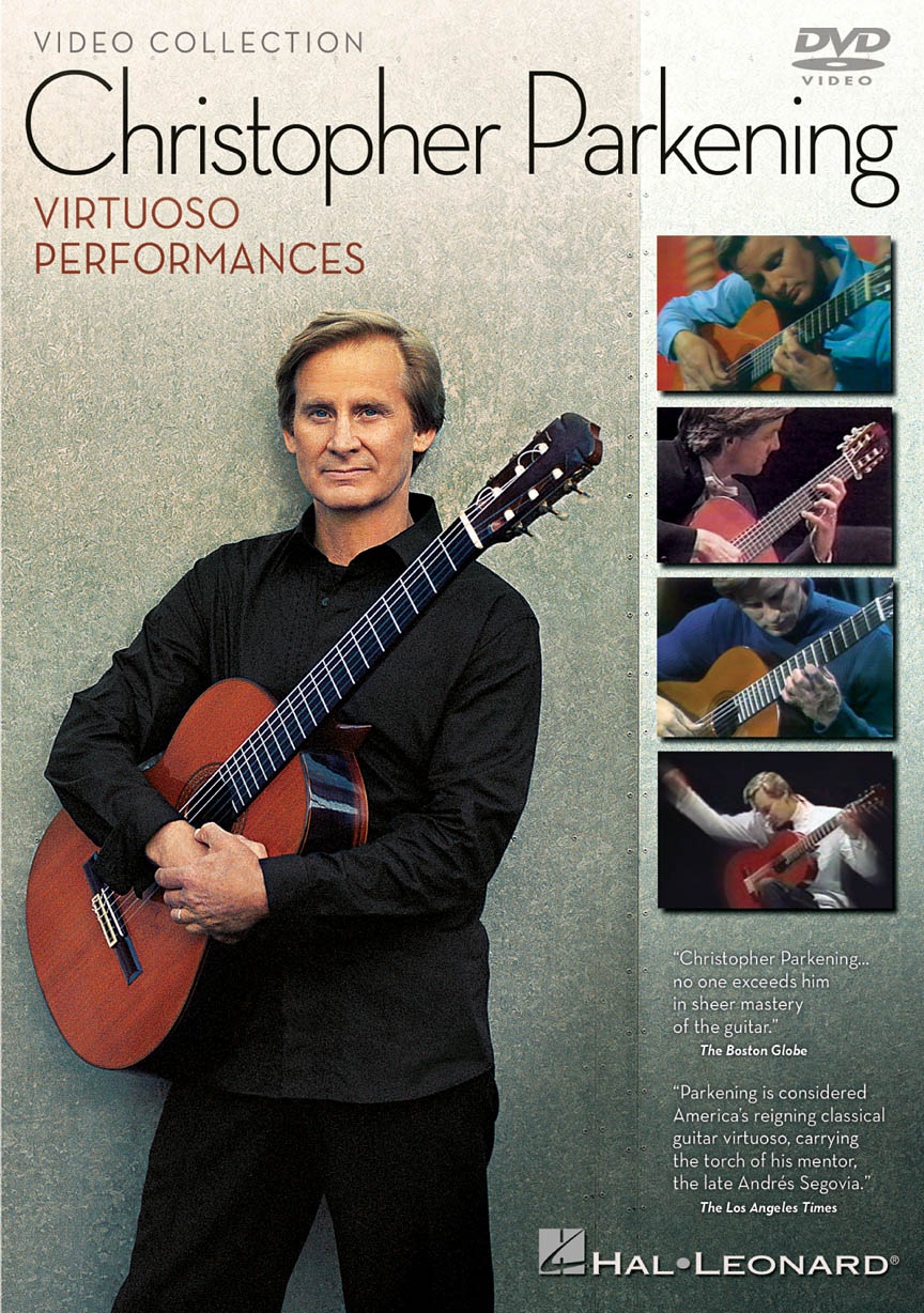 Product Cover for Christopher Parkening – Virtuoso Performances