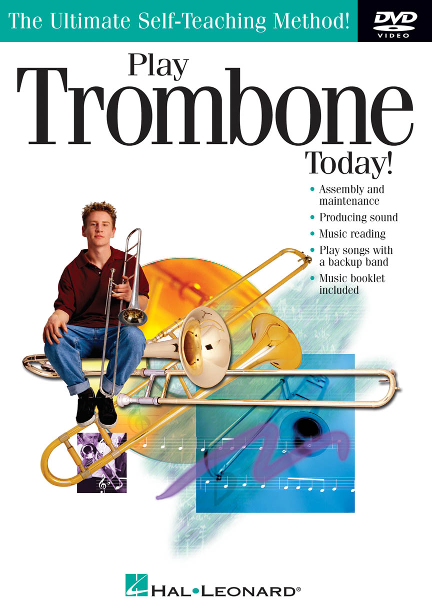 Product Cover for Play Trombone Today!