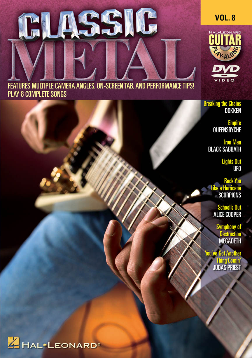 Product Cover for Classic Metal