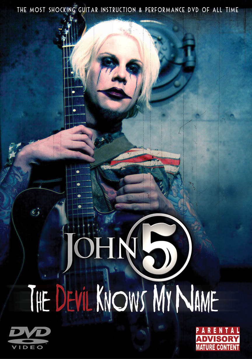 Product Cover for John 5 – The Devil Knows My Name