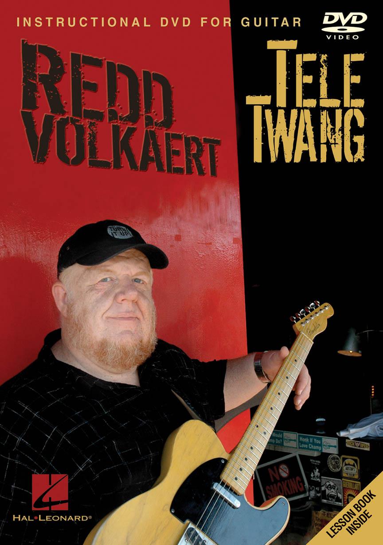Product Cover for Redd Volkaert – TeleTwang