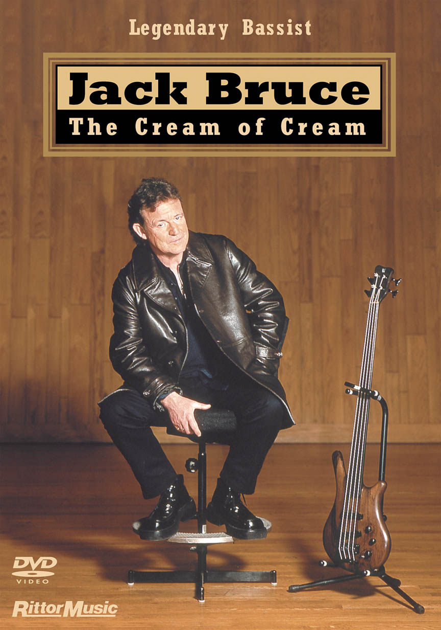 Product Cover for Jack Bruce – The Cream of Cream