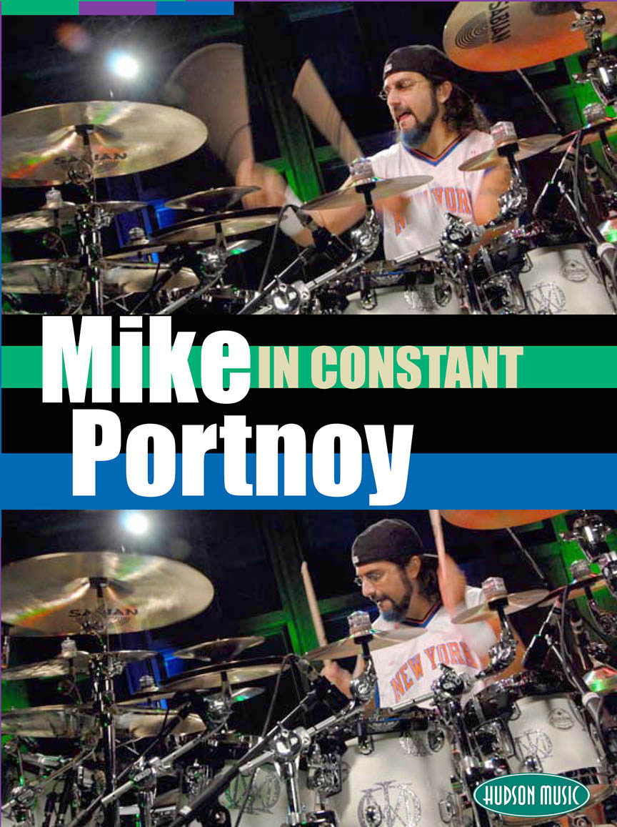 Product Cover for Mike Portnoy in Constant Motion