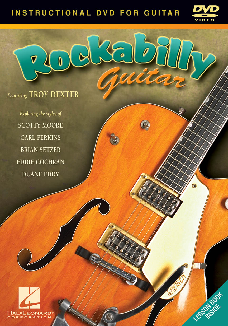 Product Cover for Rockabilly Guitar