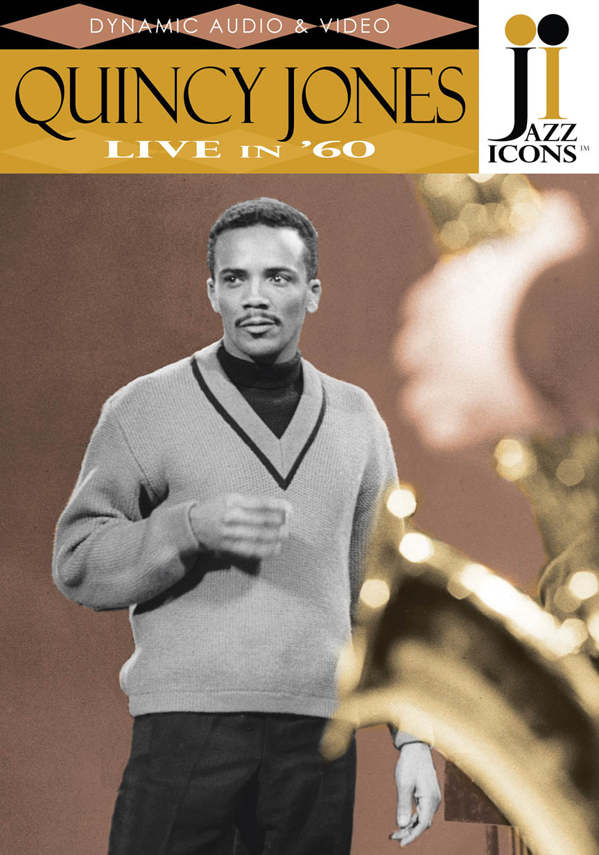 Product Cover for Quincy Jones – Live in '60
