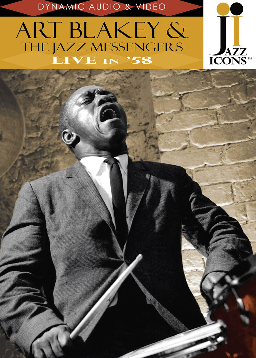Product Cover for Jazz Icons: Art Blakey & The Jazz Messengers, Live in '58