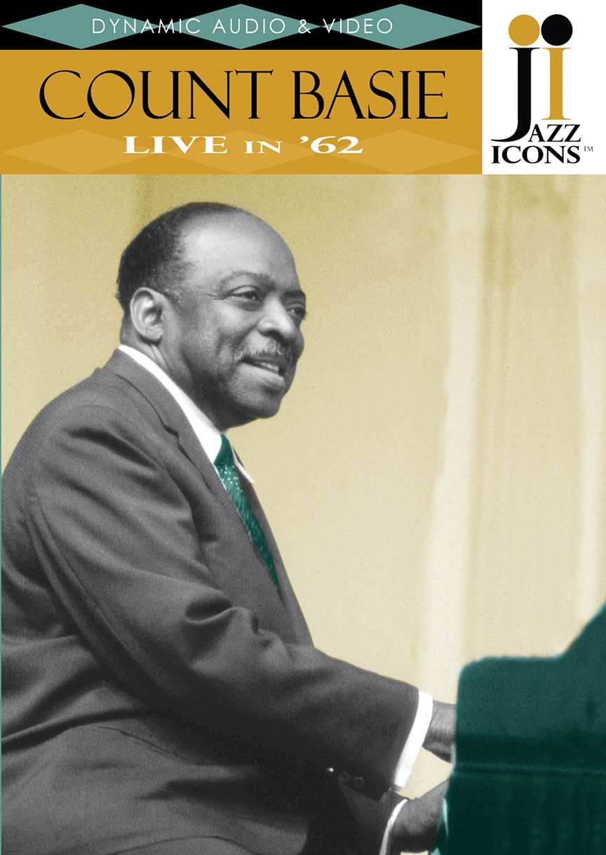 Product Cover for Jazz Icons: Count Basie, Live in '62