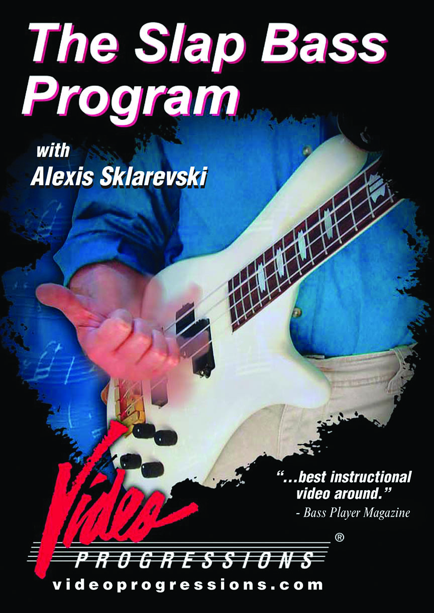 Product Cover for The Slap Bass Program