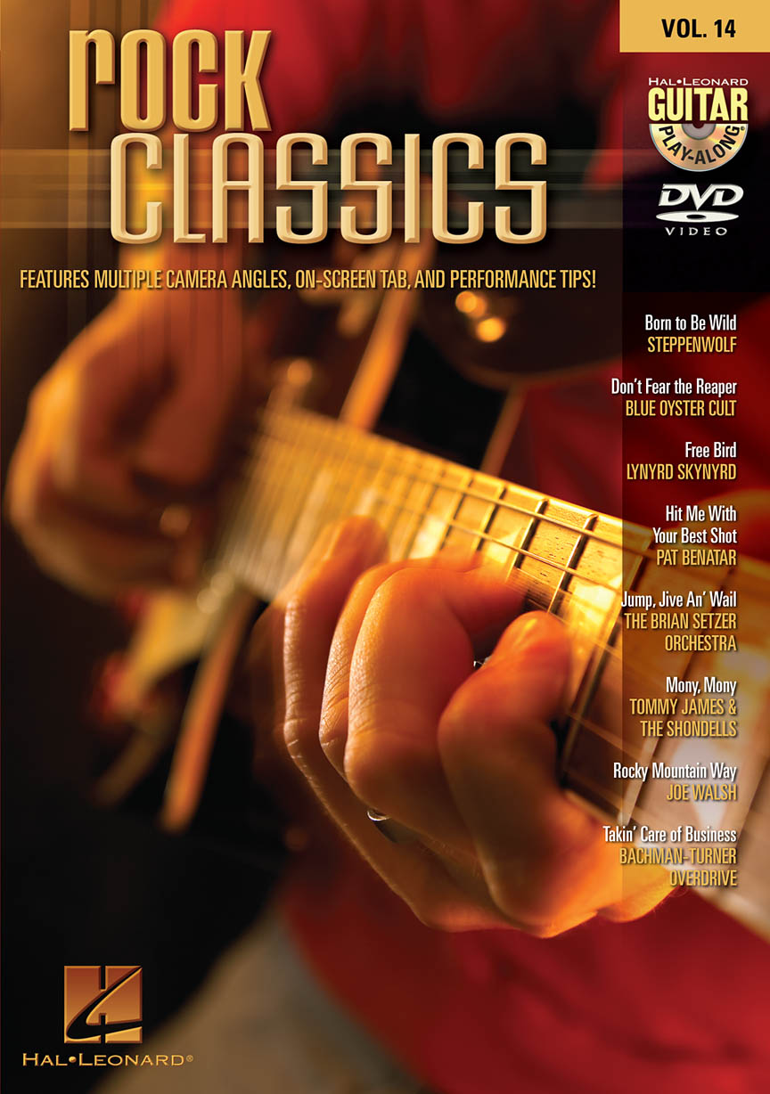 Product Cover for Rock Classics