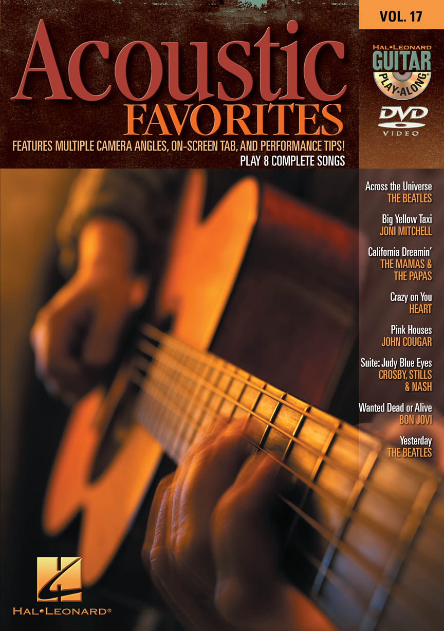 Product Cover for Acoustic Favorites