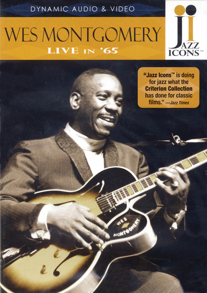 Product Cover for Wes Montgomery – Live in '65