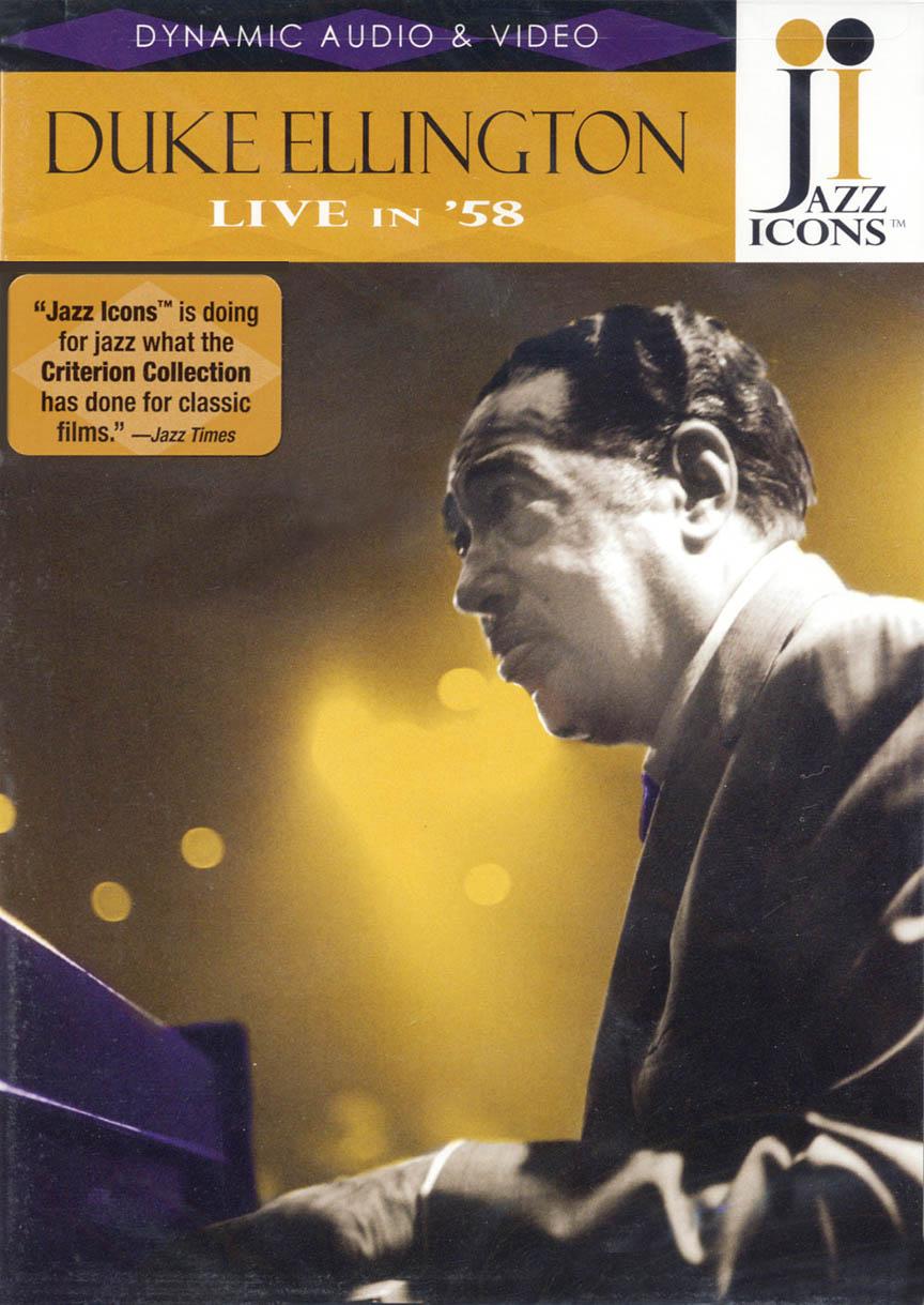 Product Cover for Duke Ellington – Live in '58