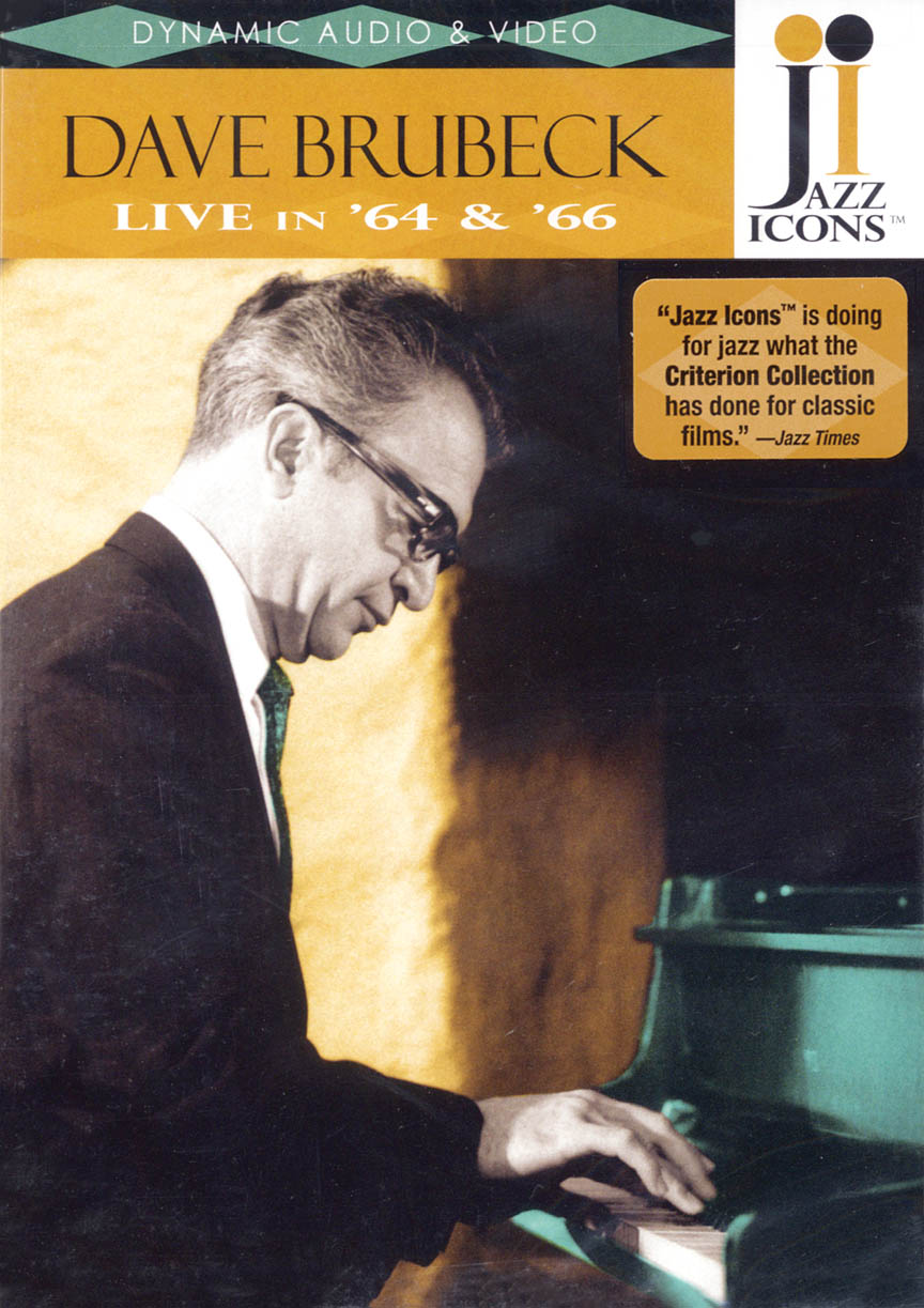 Product Cover for Dave Brubeck – Live in '64 and '66