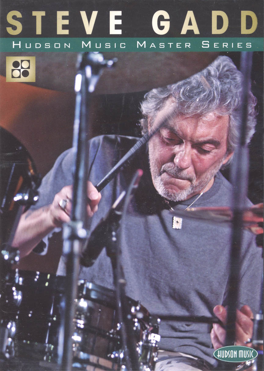 Product Cover for Steve Gadd