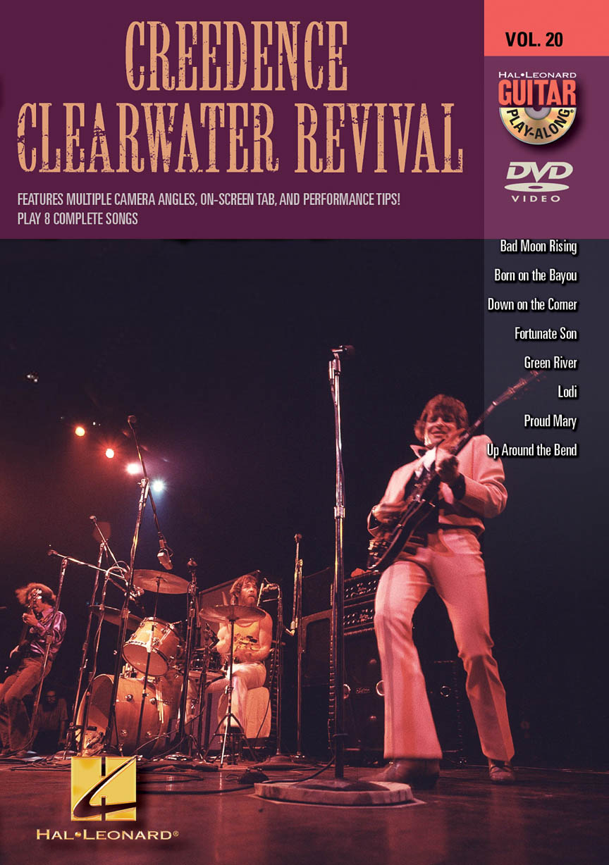 Product Cover for Creedence Clearwater Revival
