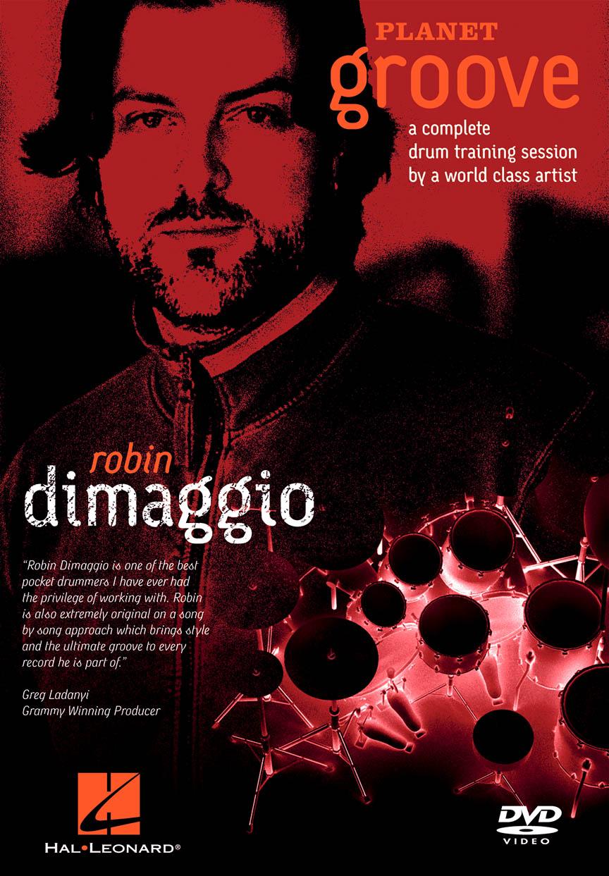 Robin Dimaggio – Planet Groove
