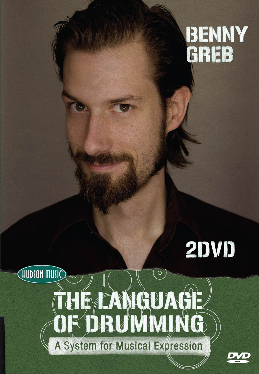 Product Cover for Benny Greb – The Language of Drumming
