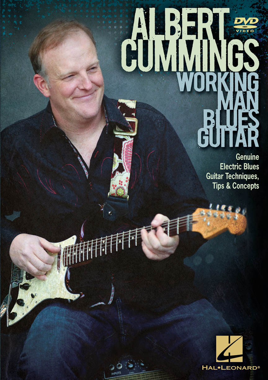 Product Cover for Albert Cummings – Working Man Blues Guitar