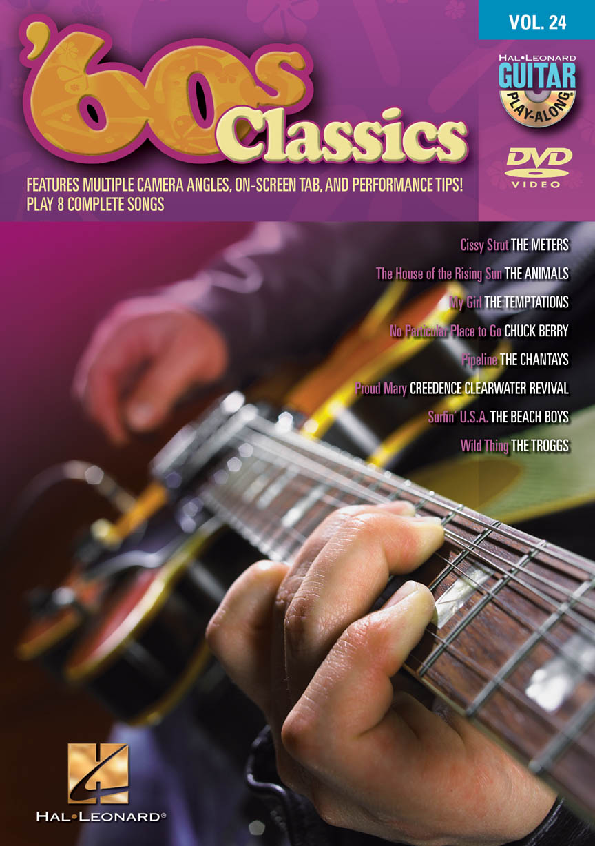 Product Cover for '60s Classics
