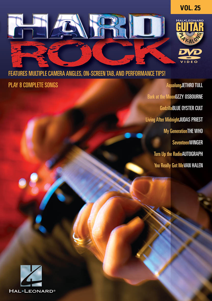 Product Cover for Hard Rock