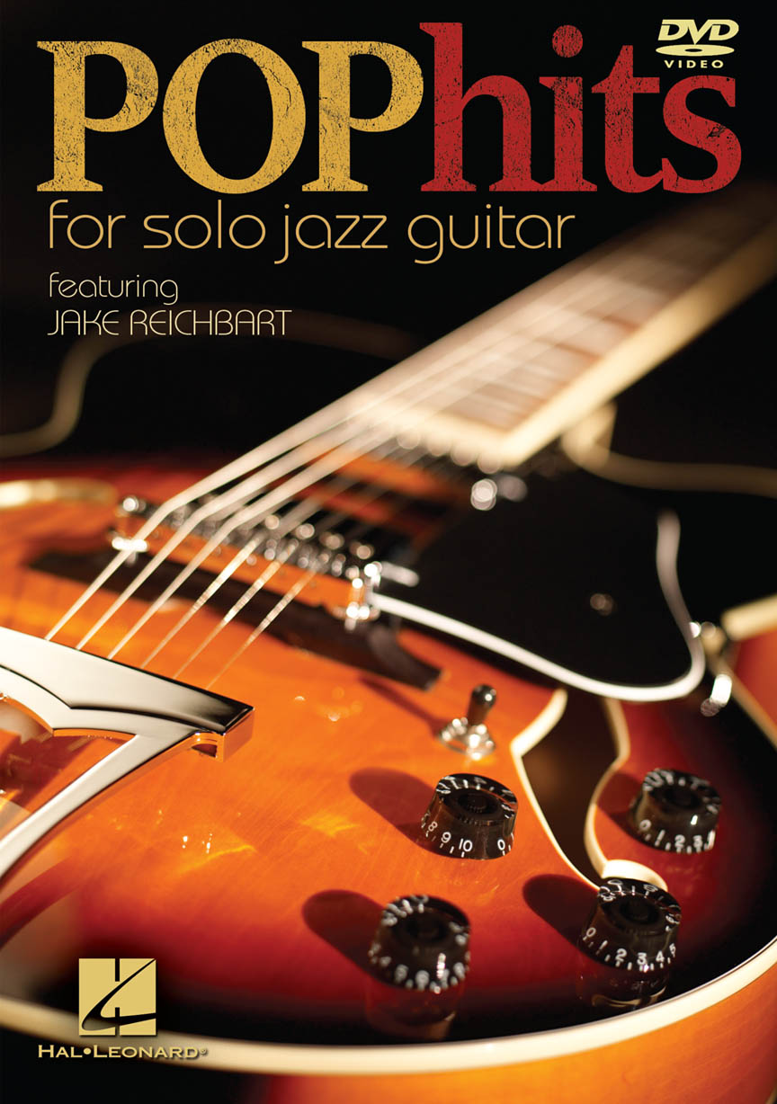 Product Cover for Pop Hits for Solo Jazz Guitar