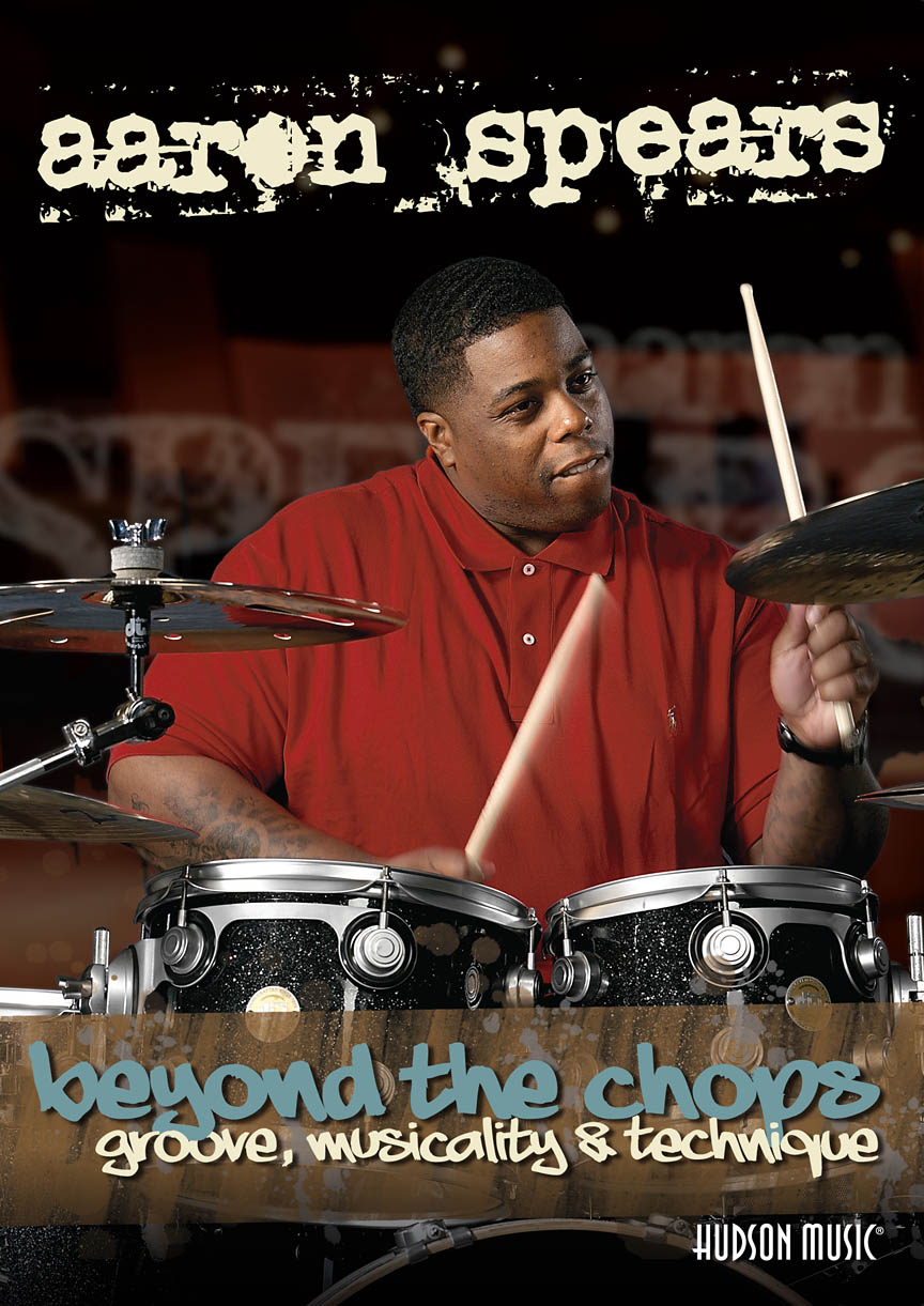 Product Cover for Aaron Spears – Beyond the Chops