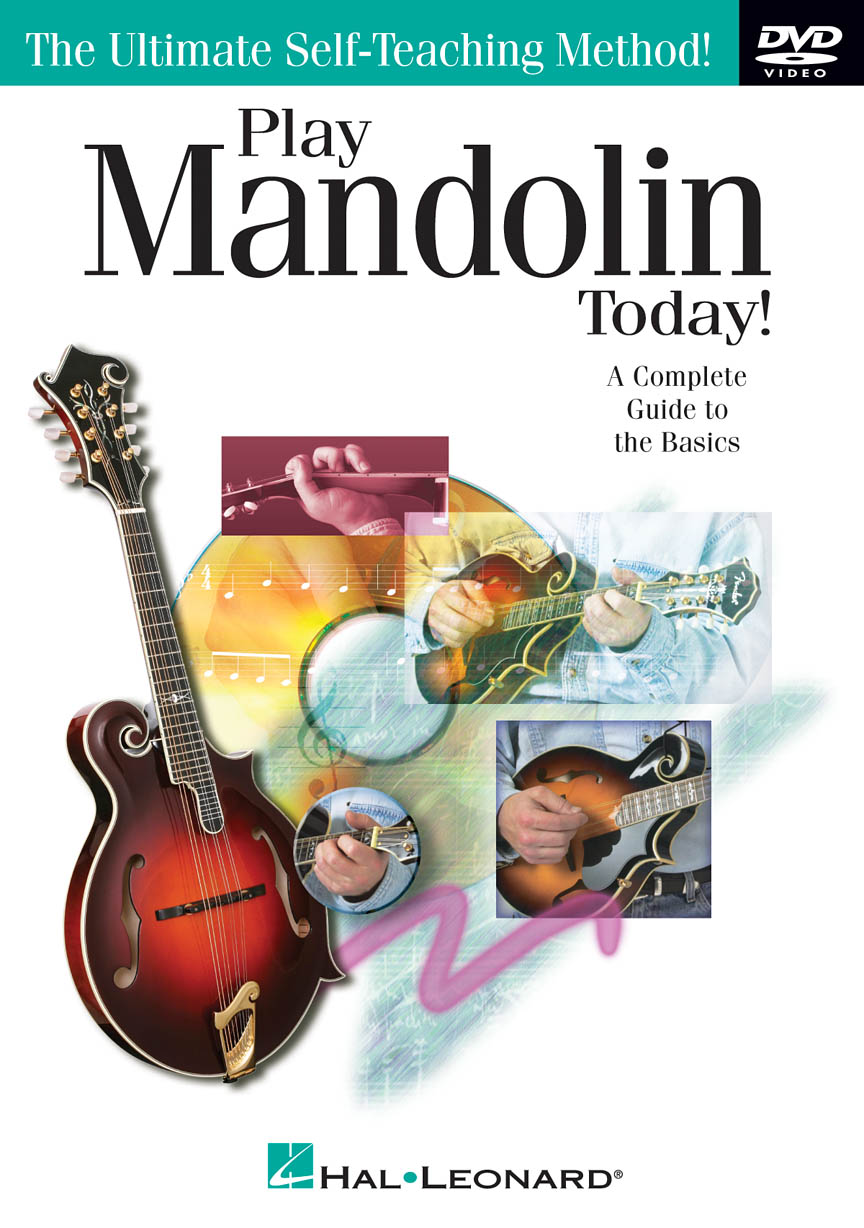 Product Cover for Play Mandolin Today! DVD