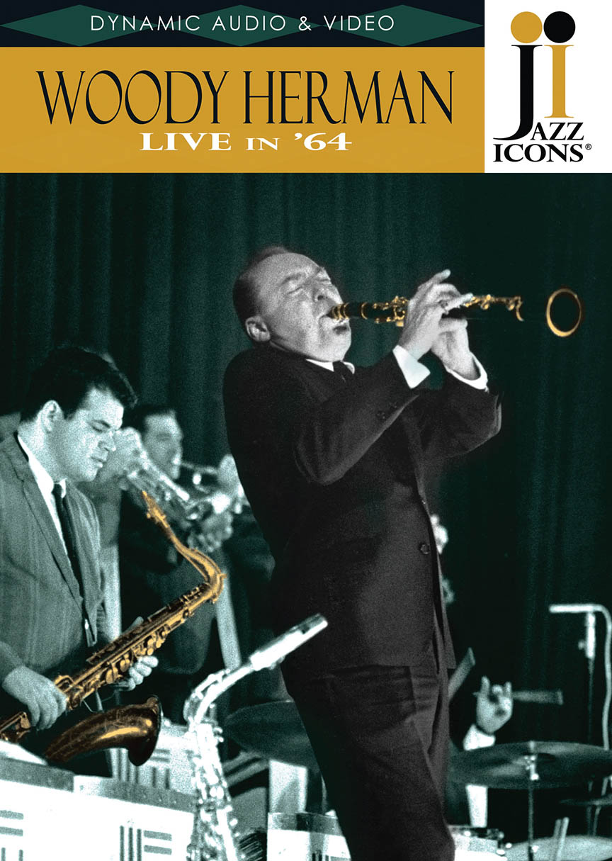 Woody Herman – Live in '64