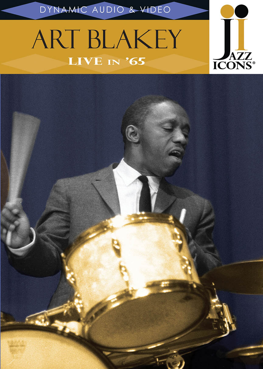 Product Cover for Art Blakey – Live in '65
